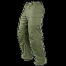 Оригинал Тактические штаны Condor Stealth Operator Pants 610T - lightweight rip-stop 40/34, Чорний, фото 4