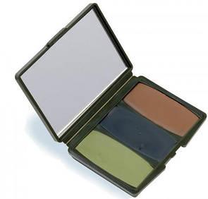 Hunter's Specialties Camo-Compac® 3 Color Woodland Makeup Kit 00260 Woodland