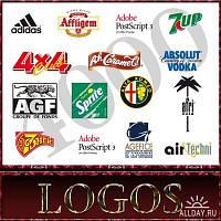 Разработка и нанесение логотипов