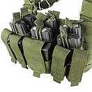 Оригинал Тактический нагрудник Condor Recon Chest Rig MCR5 Kryptek™ Highlander™, фото 10