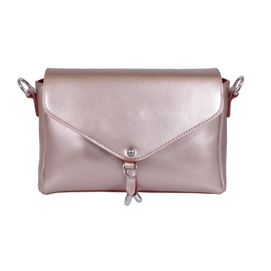 Сумка de esse 3061-1705 Жемчужно-розовая