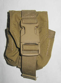 USGI Eagle Ind. Molle Coyote M67 FRAG GRENADE POUCH MARSOC Койот (Coyote)