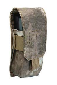 Оригинал Подсумок для магазина молле Pantac Molle M16 Single Mag Pouch PH-C208, Cordura Coyote Brown