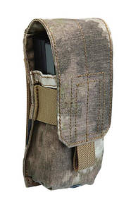 Оригинал Подсумок для магазина молле Pantac Molle M16 Single Mag Pouch PH-C208, Cordura Digital Desert (копія