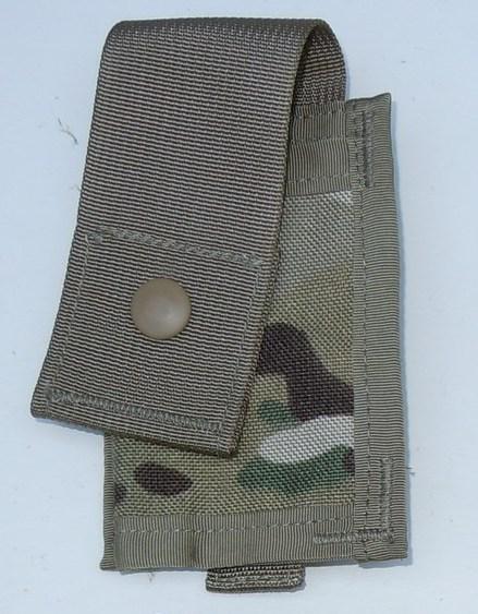 Оригинал Гранатный 40мм подсумок армии США USGI Molle II 40mm High Explosive Pouch, Single ACU