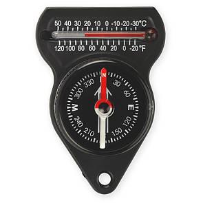 Оригинал Компас с термометром NDUR Mini Compass with Thermometer 51560