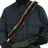 BLACKHAWK 55rnd Shotgun Bandoleer 43SB55 Чорний