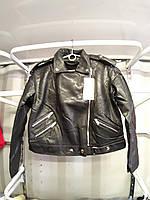 Женская Куртка-косуха с молнией