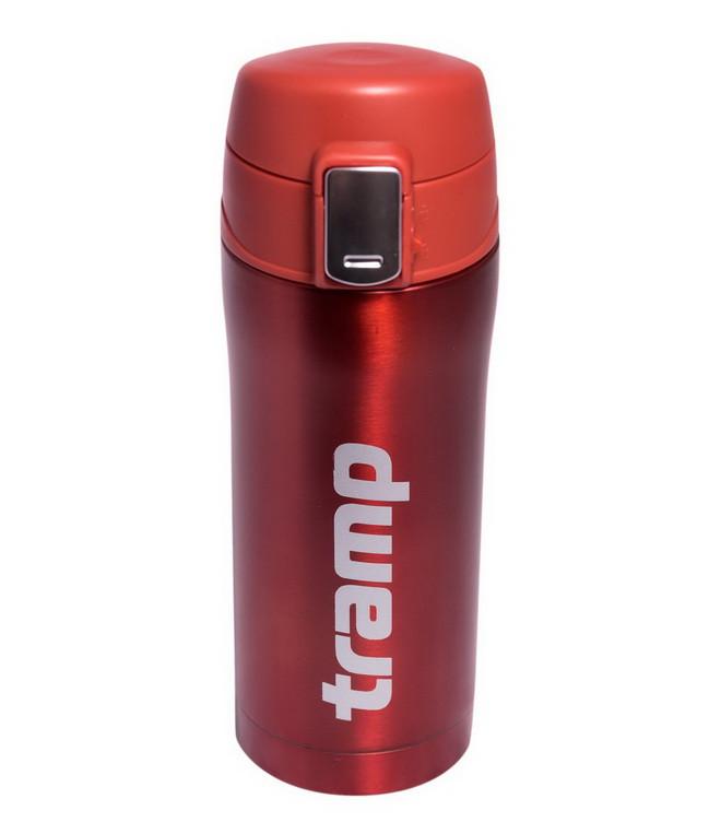 Термос для чая и кофе Tramp TRC-106 (0,35л), красный