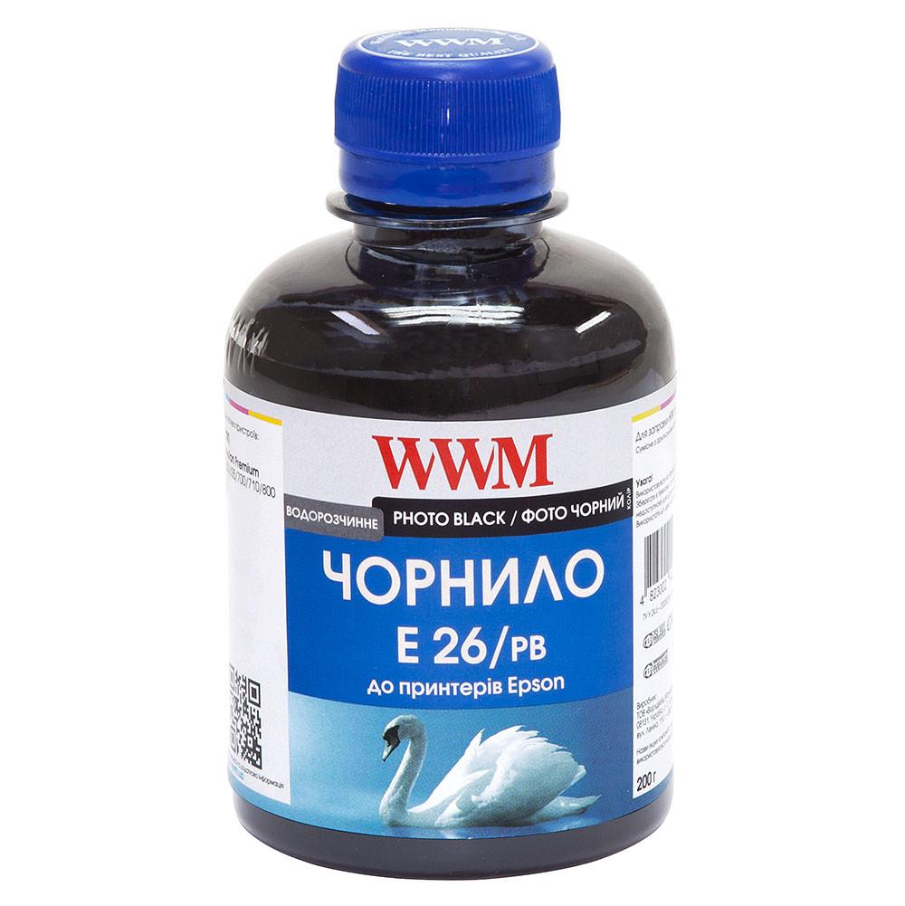 Чернила WWM E26 / PB