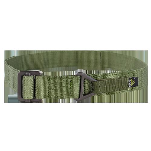 Оригинал Тактический ремень со страховочной петлей Condor Rigger Belt RB Medium/Large, Олива (Olive)
