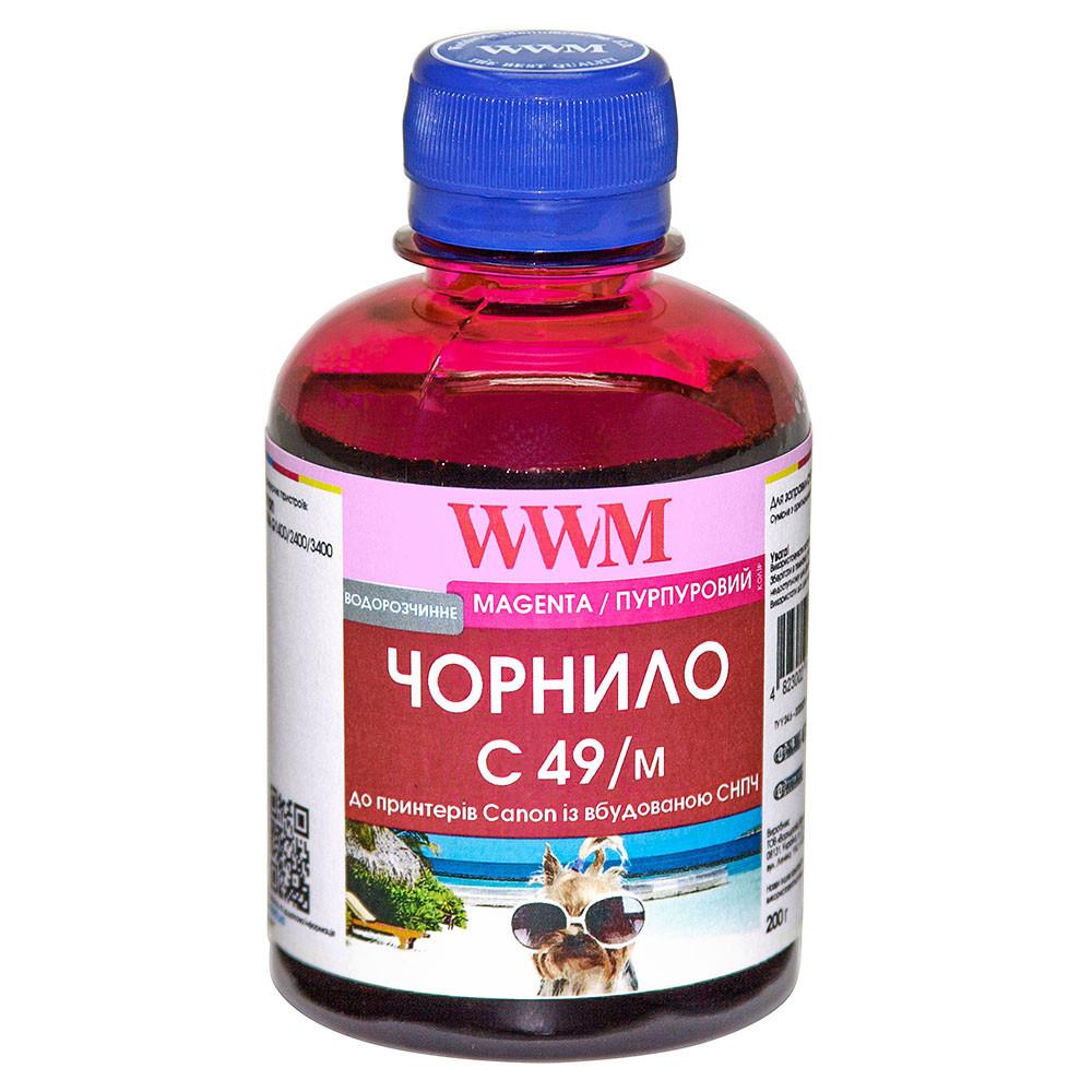 Чернила WWM C49 / M