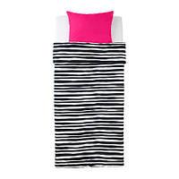 Комплект постельного белья IKEA URSKOG 150x200/50x60 см Разноцветный (603.938.82)