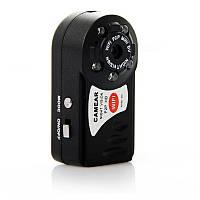 Камера Q7 Мини WIFI 1080P с клипсой, датчиком движения и ночным видением