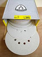 Круг шлифовальный на липучке d225мм,для жирафа P180//Klingspor