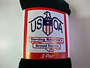 Оригинал Антибактериальные носки армии США USGI MILITARY ANTI-MICROBIAL BOOT SOCK Medium, Чорний, фото 4