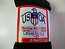 USGI MILITARY ANTI-MICROBIAL BOOT SOCK Large, Чорний, фото 4