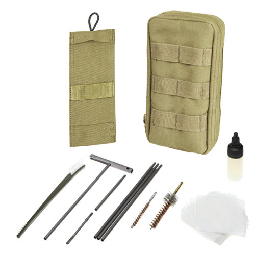 Condor EXPEDITION Gun Cleaning Kit 236 Олива (Olive)