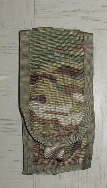 Оригинал Магазинный подсумок армии США USGI Molle II M-4 Double Magazine pouch ACU