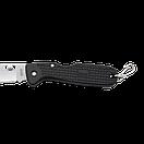Оригинал EDC нож SOG AUTOCLIP Satin / Clip Point / Straight AC20-CP, фото 4