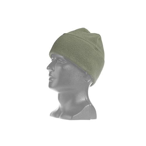 Оригинал Военная флисовая шапка подшлемник Полартек Tac Shield Military Fleece Cap T28 (Polartec 200) Чорний