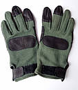 Оригинал Кевларовые военные перчатки армии США USGI Hawkeye Army Military Kevlar Combat Gloves, Hawkeye Small, Олива (Olive), фото 3