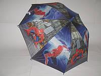 """Зонтик для мальчиков, человек-паук №40 от фирмы """"good luk"""""""