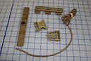 Оригинал Ремкомплект Бронежилета армии США США USGI MTV repair kit Койот Браун, фото 2