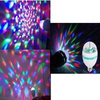 LED прибор E27 HOT TOP ―  вращающаяся сфера со светодиодами