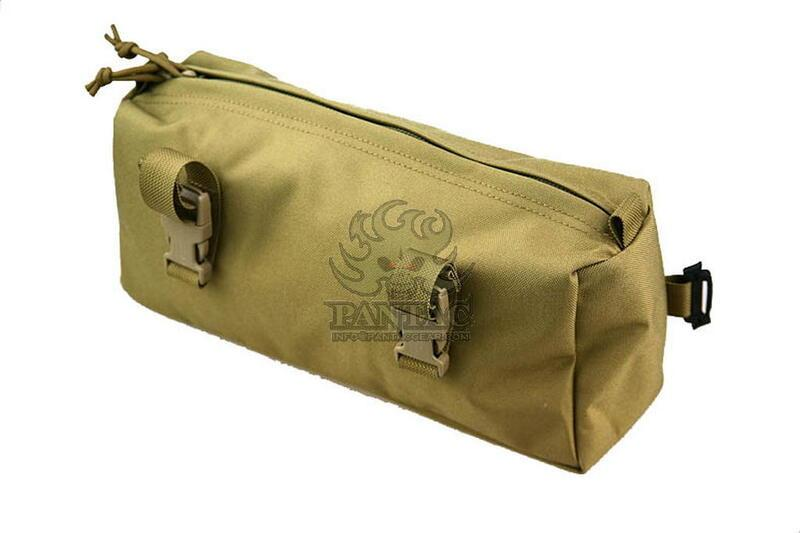Shark Gear Accessory Side Pouch for 3-Days pack 70008004 (discontinued) Чорний