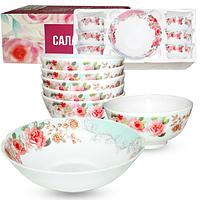 Набор стеклокерамических салатников (1+6) Версаль 30056-005