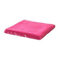 Полотенце для ванной IKEA URSKOG 70x140 см Розовый (803.939.37)