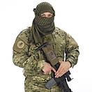 Оригинал Тактический шемаг куфия шарф CAMCON Shemagh 6103 Desert Tan (пустельний)/Чорний, фото 2