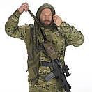 Оригинал Тактический шемаг куфия шарф CAMCON Shemagh 6103 Desert Tan (пустельний)/Чорний, фото 5