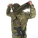 Оригинал Тактический шемаг куфия шарф CAMCON Shemagh 6103 Desert Tan (пустельний)/Чорний, фото 6