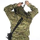 Оригинал Тактический шемаг куфия шарф CAMCON Shemagh 6103 Desert Tan (пустельний)/Чорний, фото 7