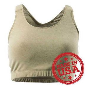 Оригинал Женское армейское негорючее термобелье Drifire Womens Sports Bra DF2-185SB 20000087 Small, Desert