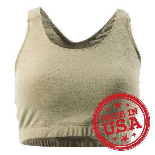 Жіноча військова негорюча термобілизна Drifire Womens Sports Bra DF2-185SB 20000087 (Жіноче, негорюче/вогнетривке) Medium, Desert Sand (пустельний)