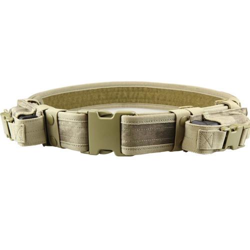 Оригинал Тактический ремень Condor Tactical Belt TB Чорний