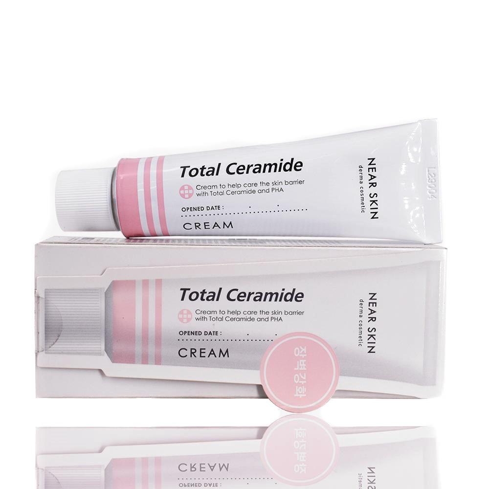Зволожувальний крем для обличчя з керамідами Missha Near Skin Total Ceramide cream