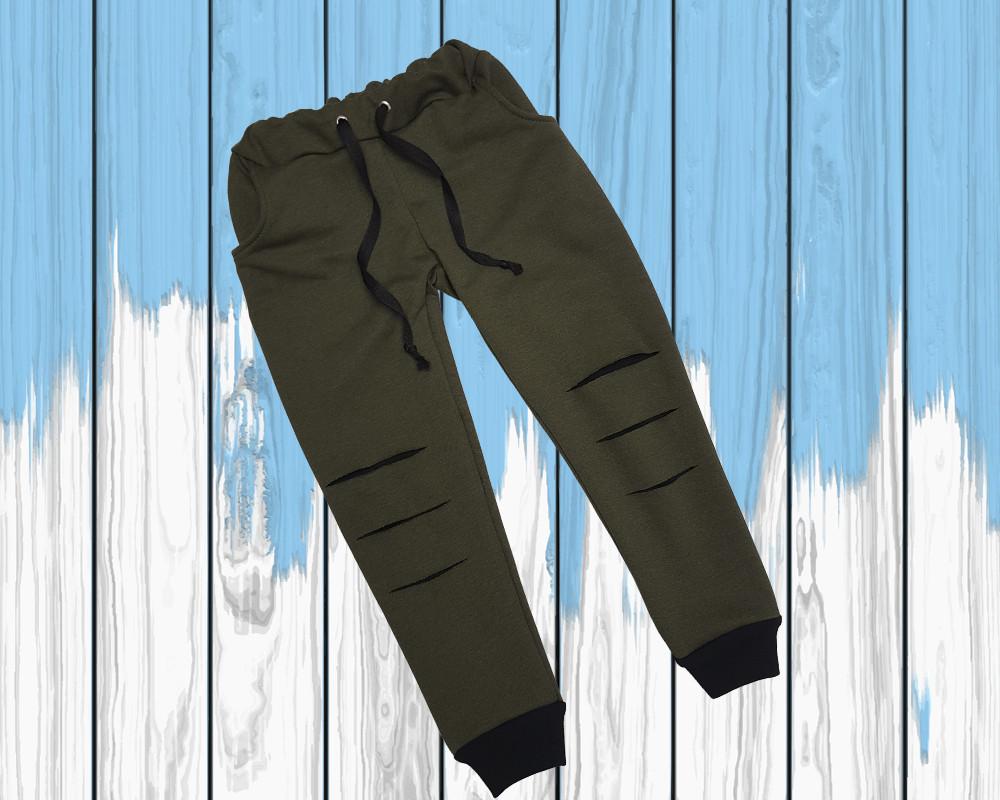 Спортивные штаны для мальчика р.