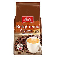 Кофе в зернах Melitta Bella Crema LaCrema 1000 г.