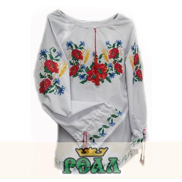 Вишиванка жіноча під замовлення (машинна вишивка) - РЕАЛ в  Ивано-Франковской области 8b319b87a7b3f