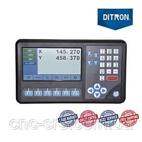 D80-2 двухкоординатное устройство цифровой индикации