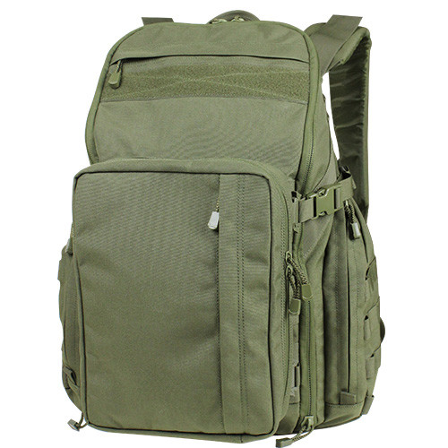 Condor Bison Backpack 166 (discontinued) Олива (Olive)
