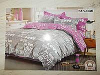 """Постельный комплект 1.5 ,комплект постельного белья № 6415 серия """"Mix""""  1RS-1771, фото 1"""