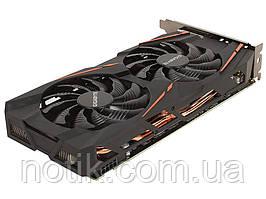 Видеокарта Gigabyte PCI-Ex Radeon RX 570 Gaming 4GB GDDR5 (256bit) (DVI, HDMI, DP) (GV-RX570GAMING-4Gb-MI)