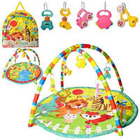 Коврик для младенца на дуге в сумке, фото 1
