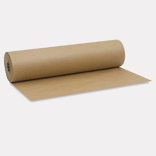 Бумага под настил крафт 235см / 80г рулон 30кг