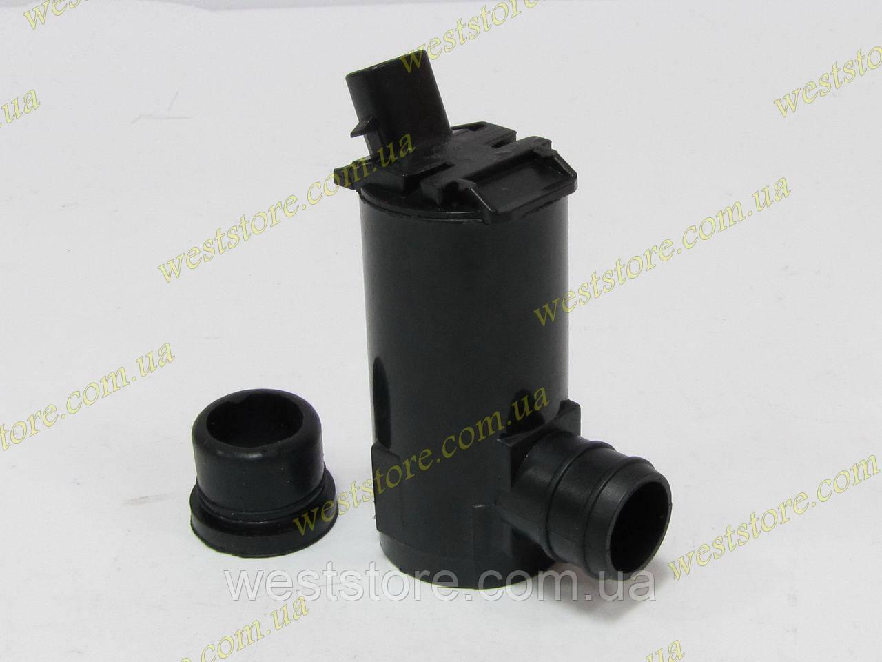 Мотор (насос) омывателя Ланос Сенс Lanos Sens Нового образца,Genuine 96318238\96190259